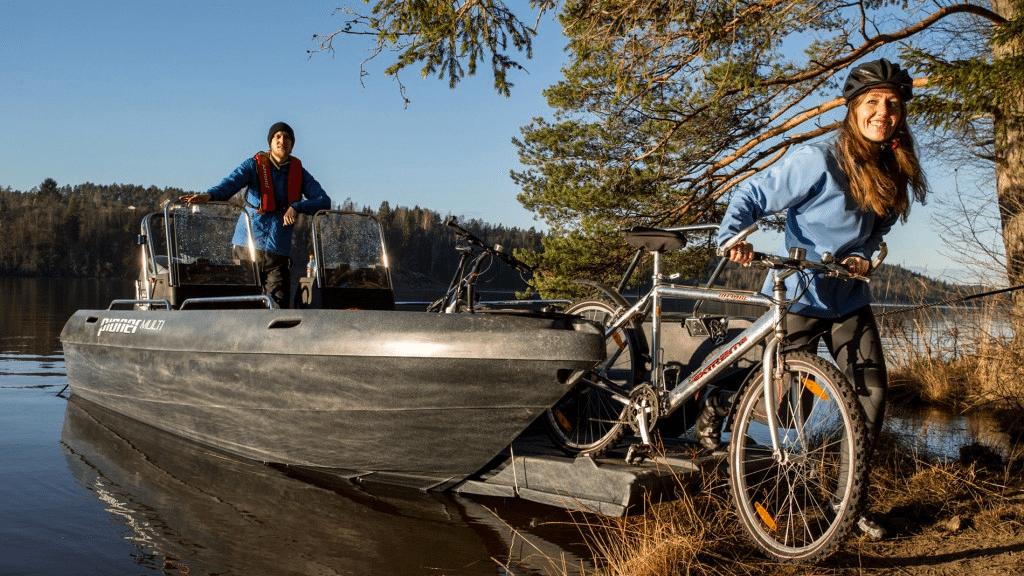 PIONER MULTI – KOMPLETT FOR BÅDE PROFFER OG FRITIDSBRUK