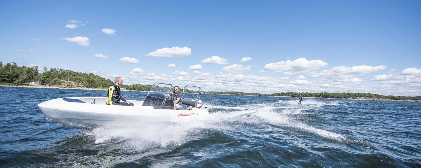 Fartsfylte sjøaktiviteter