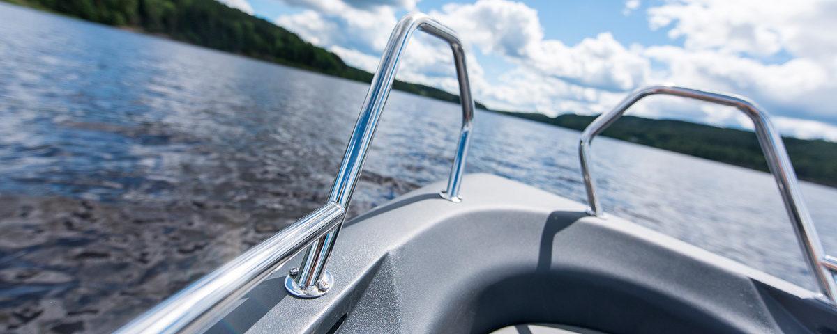 Valg av materiale i båten