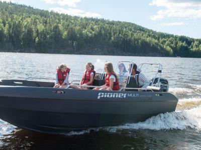 Slik velger du båt til familien