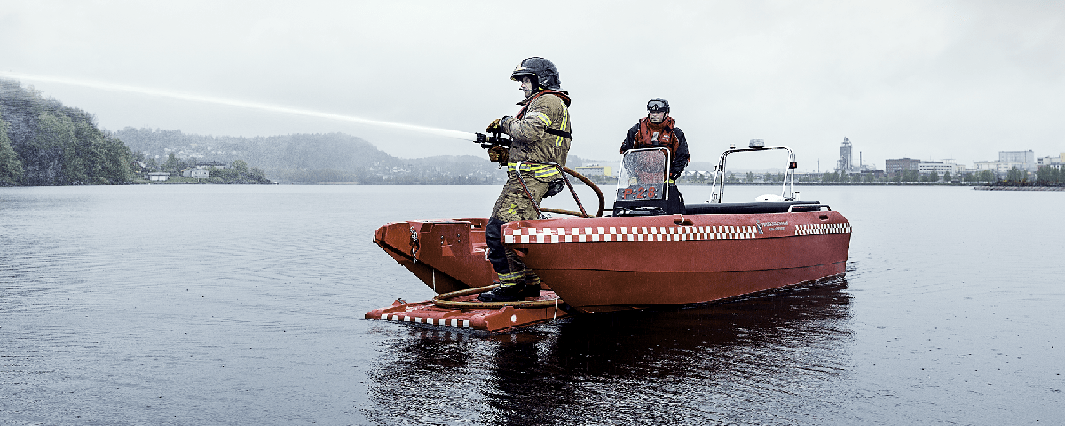 Brannsikring før båtturen