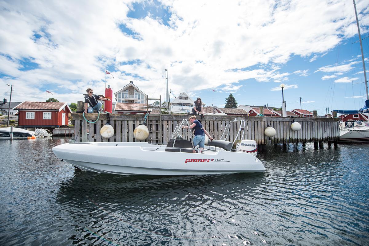 Film – Slik selger du en båt på Finn