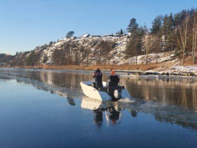 Gjør båten klar for vinteren